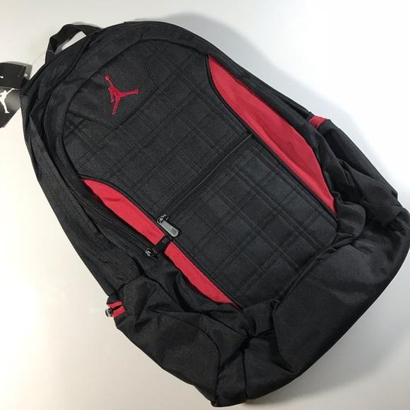 NIKE Air Jordan Jumpman Laptop Storage Backpack 318f0ebfb11c5
